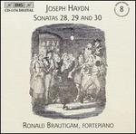 Joseph Haydn: Sonatas 28, 29 and 30