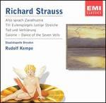 R. Strauss: Also sprach Zarathustra; Till Eulenspppiegels lustige Streiche; Tod und VerklSrung