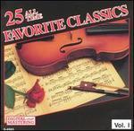 25 All Time Favorite Classics, Vol. 1