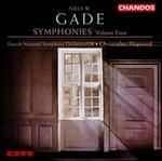 Niels W. Gade: Symphonies, Vol. 4