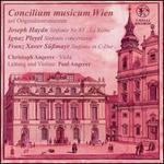 """Haydn: Sinfonie Nr. 84 """"La Reine""""; Pleyel: Sinfonie concertante; Su�mayr: Sinfonie in C-Dur"""