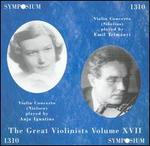 Great Violinist, Vol. 17