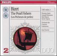 Bizet: The Pearl Fishers - L�opold Simoneau (vocals); Pierrette Alarie (vocals); Rene Bianco (vocals); Xavier Depraz (vocals);...
