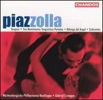 Piazzolla: Tangazo; Tres Movimientos Tangu�sticos Porte�os