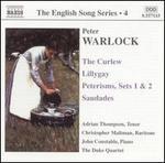 The English Song Series 4: Peter Warlock