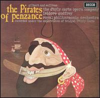 Gilbert & Sullivan: The Pirates of Penzance [1968 Recording] - Christene Palmer (vocals); Donald Adams (vocals); George Cook (vocals); Jean Allister (vocals); John Reed (vocals);...