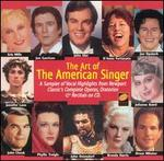The Art of The American Singer