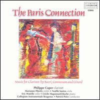 The Paris Connection - C�cile Hugonnard-Roche (piano); Collegium Instrumentale Brugense; Eric Watelle (cello); Marianne Piketty (violin);...