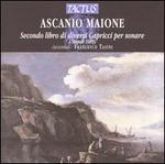 Ascanio Maione: Secondo libro di diversi Capricci