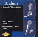 Brahms: 3 Sonatas for Violin and Piano