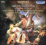 Mozart: Two Divertimentos in D major (K. 334 & K. 205)