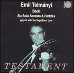Bach: Six Solo Sonatas & Partitas