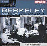 Lennox Berkeley: Symphony No. 4; Michael Berkeley: The Garden of Earthly Delights; Cello Concerto - Alban Gerhardt (cello); Mark Eager (claves); Mark Eager (tamtam); Mark Eager (rattles); Mark Eager (trombone);...