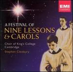A Festival of Nine Lessons & Carols [1998 Recording]