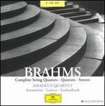 Brahms: Complete String Quartets, Quintets & Sextets [Box Set]