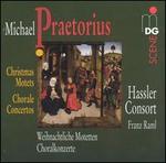 Praetorius: Christmas Motets & Chorale Concertos