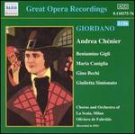 Great Opera Recordings: Andrea Chenier