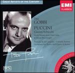 Puccini: Gianni Schicchi; Verdi: Scenes From Don Carlo & Simon Boccanegra (Tito Gobbi, Great Artists of the Century)