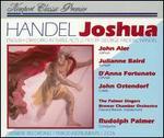 Handel: Joshua-English Oratorio in Three Acts