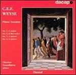 C.E.F. Weyse: Piano Sonatas, Nos. 5, 6, 7, 8