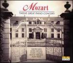 Mozart: Twelve Great Piano Concerti