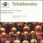 Tchaikovsky: Symphony No. 4 in F minor; Capriccio Italien