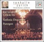 R. Strauss: Sinfonia Domestica; Parergon
