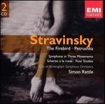 Stravinsky: The Firebird; Petrushka; etc.