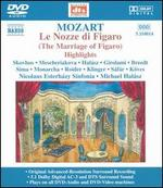 Mozart: Le Nozze di Figaro (Highlights) [DVD Audio]