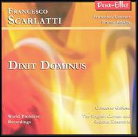 Francesco Scarlatti: Dixit Dominus - Armonico Consort; Concerto Gallese; Emma Kirkby (soprano); English Cornett and Sackbut Ensemble