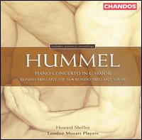 Hummel: Piano Concerto in D major - Howard Shelley (piano); London Mozart Players; Howard Shelley (conductor)