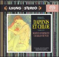 Maurice Ravel: Daphnis et Chlo� - Alumni Chorus (choir, chorus); New England Conservatory Chorus (choir, chorus); Boston Symphony Orchestra;...