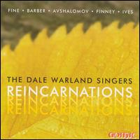 Reincarnations - Dale Warland Singers; Dean Billmeyer (organ); Fred Opie (percussion); Jay Johnson (percussion);...