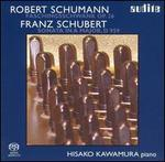 Schumann: Faschingsschwank; Schubert: Sonata in A major, D 959