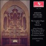 Pachelbel: The Complete Organ Works, Vol. 4