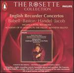 English Recorder Concertos [1983]