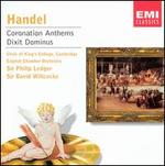 Handel: Coronation Anthems / Dixit Dominus