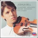 Tchaikovsky, Wienawski, Brahms, Schumann: Violin Concertos