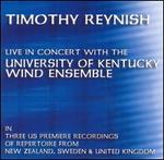 Timothy Reynish Live in Concert with the University of Kentucky Wind Ensemble