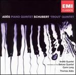 "Ad�s: Piano Quintet; Schubert: ""Trout Quintet"""