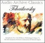 Audio Archive Classics: Tchaikovsky - Symphony No. 6