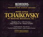 Tchaikovsky: The Orchestral Masterpieces, Vol. 1 [Exclusive Free Sampler Included]