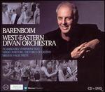 Barenboim Conducts Tchaikovsky, Verdi, Sibelius [CD & DVD]