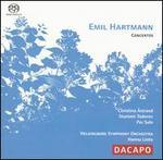 Emil Hartmann: Concertos [Hybrid Sacd]