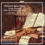 Biber: Violin Sonatas from the Kremsier Archive