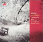 Schubert: Impromptus; Schubert/Liszt: Song Transcriptions