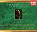 Martha Argerich and Friends: Live from the Lugano Festival
