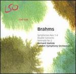 Brahms: Symphonies Nos. 1-4; Double Concerto; Serenade No. 2