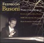 Busoni: Concerto for Piano, Orchestra With Men's Chorus