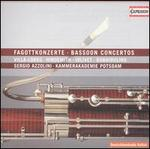 Bassoon Concertos: Villa-Lobos, Hindemith, Jolivet, Gubaidulina - Mathias H�fs (trumpet); Sergio Azzolini (bassoon); Tomoko Takahashi (piano); Vida Izadi (harp); Kammerakademie Potsdam;...